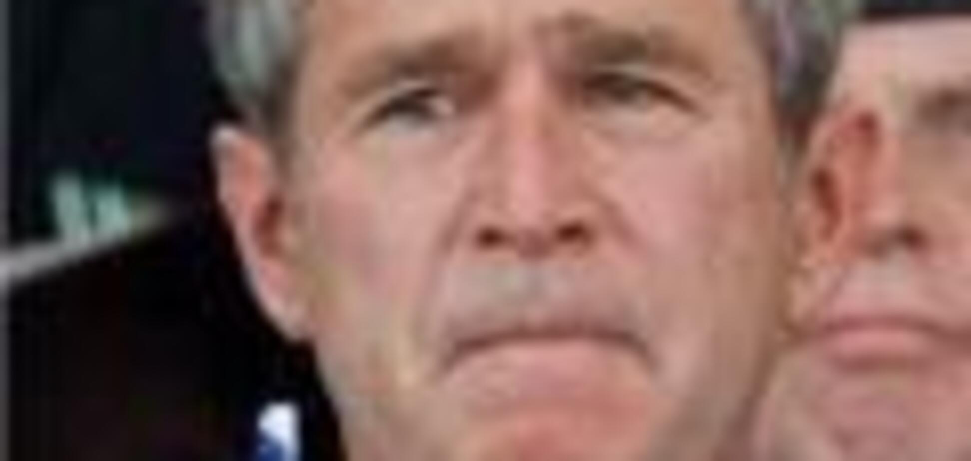 Іменем Джорджа Буша назвуть каналізацію