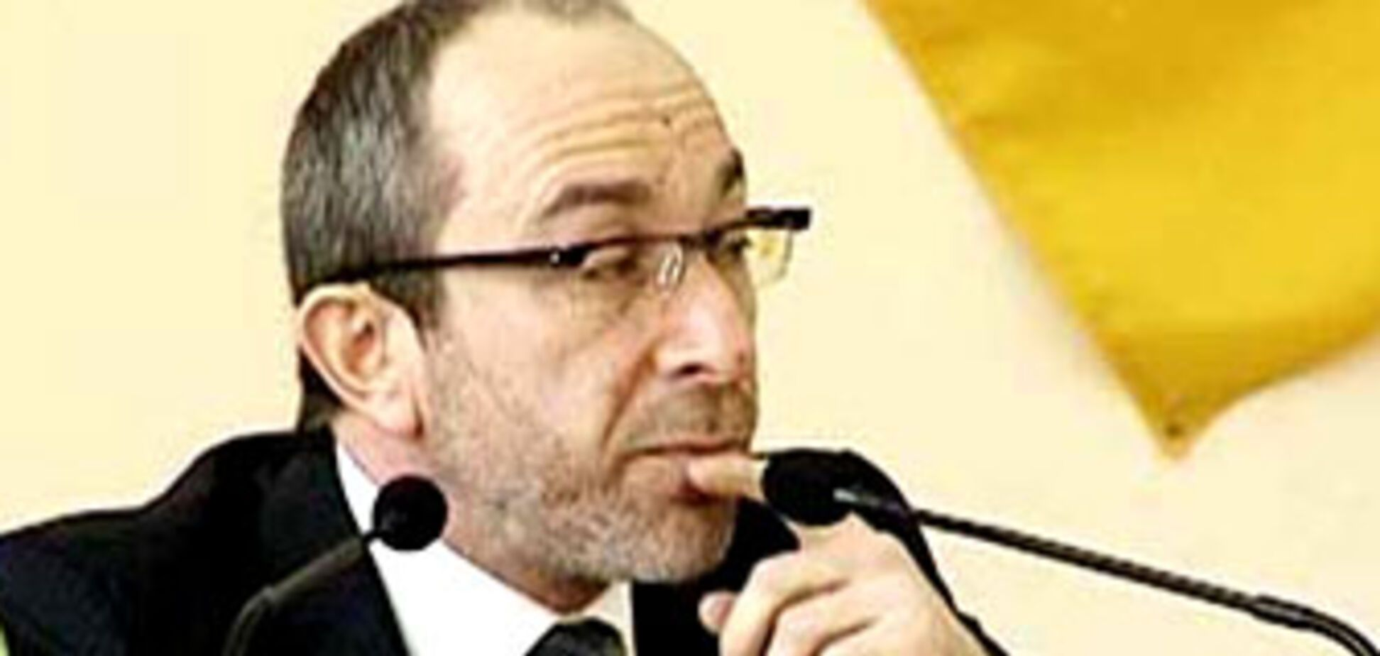 Против Кернеса возбудили уголовное дело