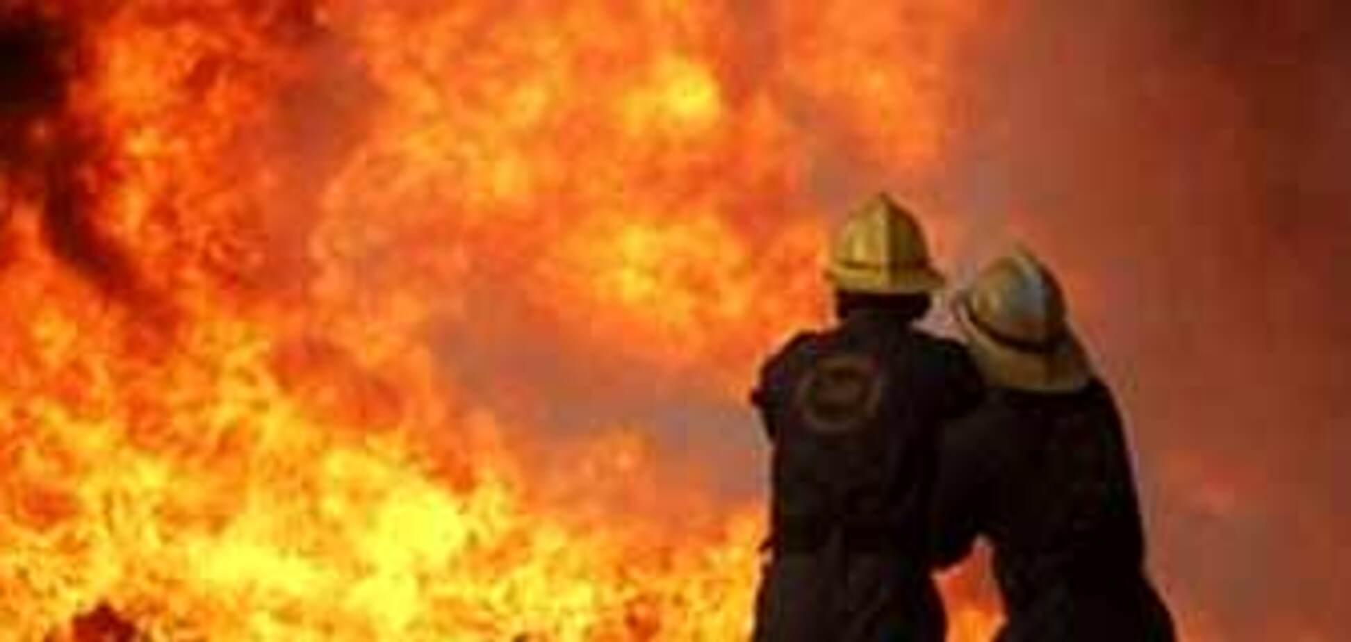 Популярний курорт в Туреччині охоплений пожежею