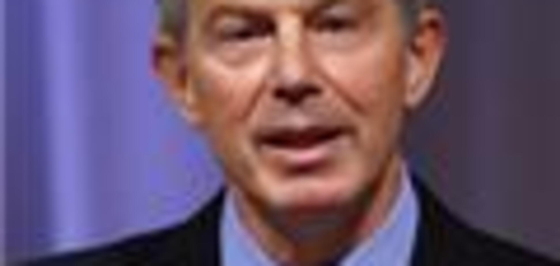 Не премьер Блэр впервые выступил в парламенте Британии