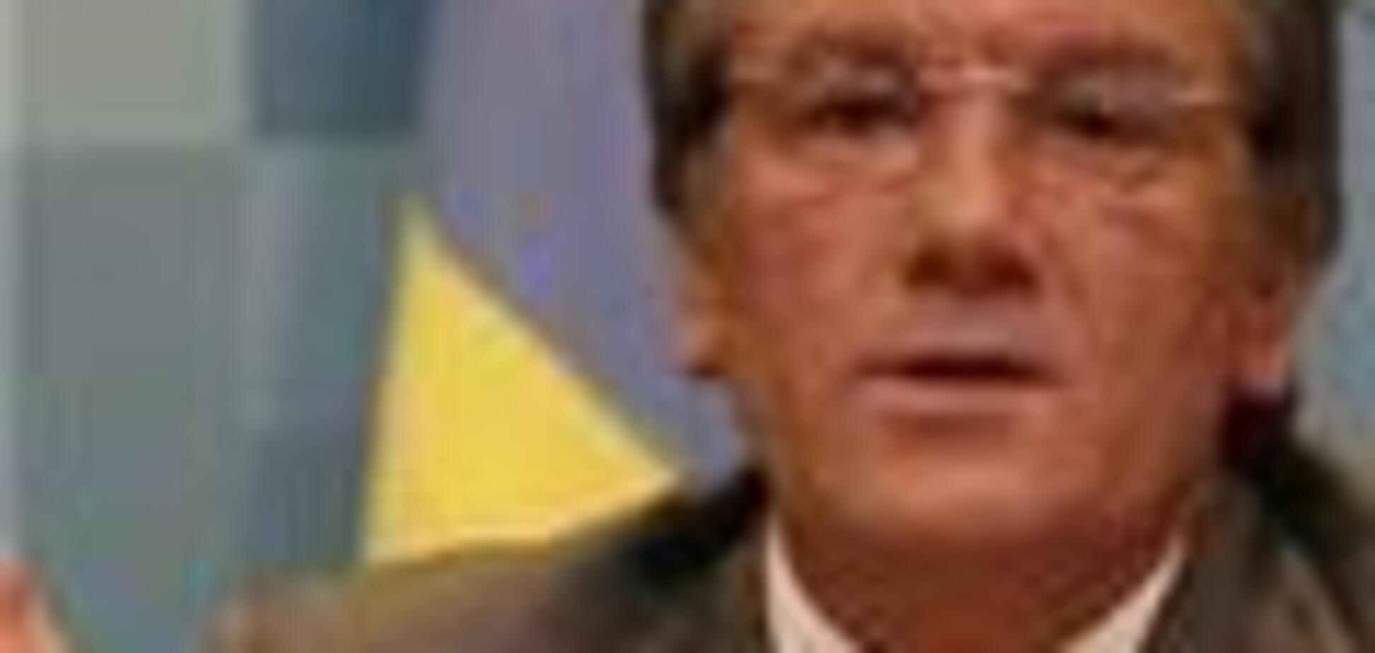 Ющенко повертається в Україну