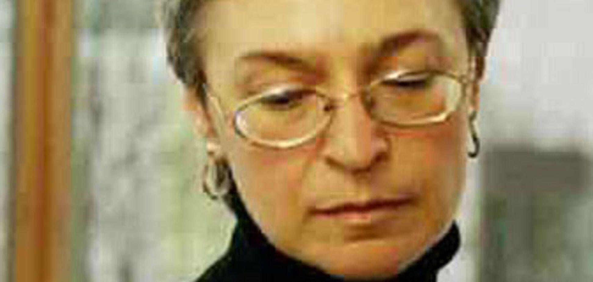 Журналисты нашли убийцу Политковской