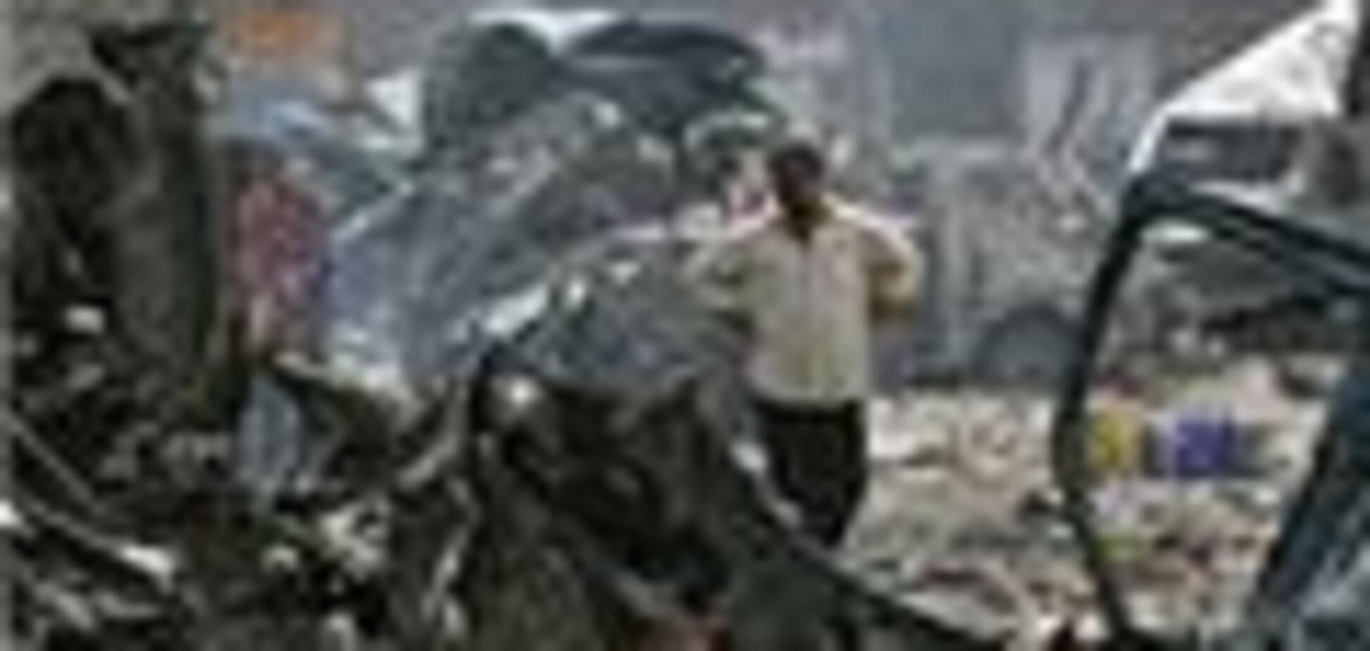 Два человека погибли от атаки смертника в Багдаде