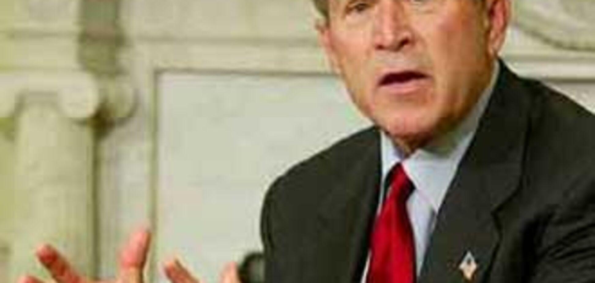 У Буша проблемы: ему грозит импичмент
