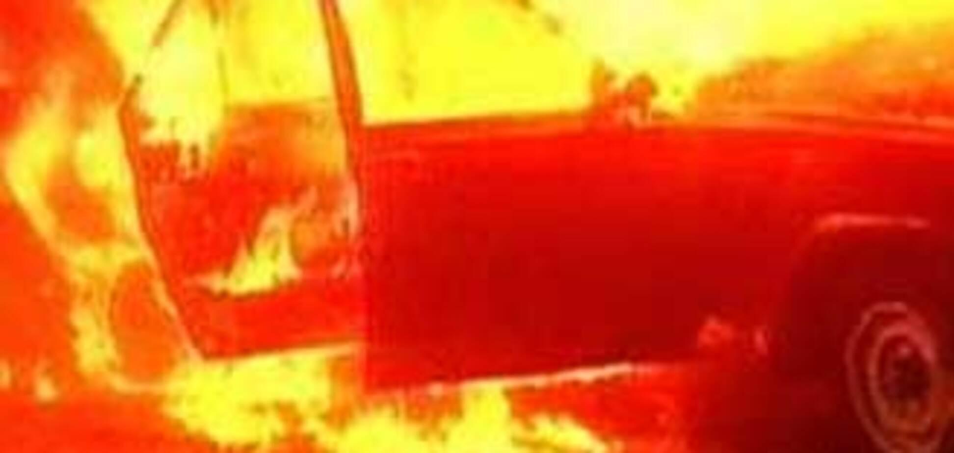 На заправке взорвался газ, есть жертвы