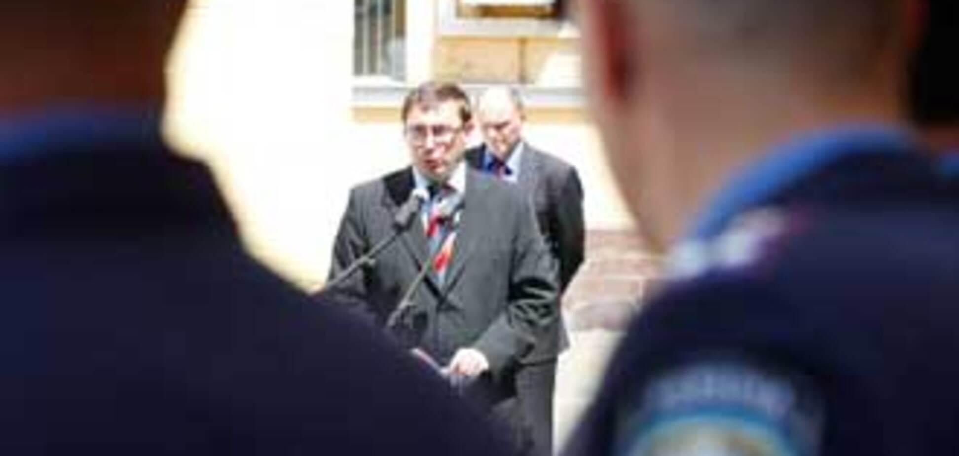 Луценко поведал о расследовании убийств во Львове