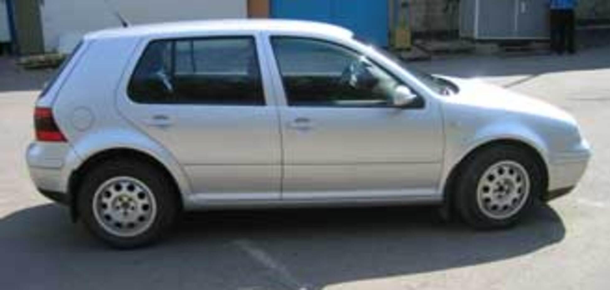 Автомобиль львовского киллера ввезен в Украину нелегально