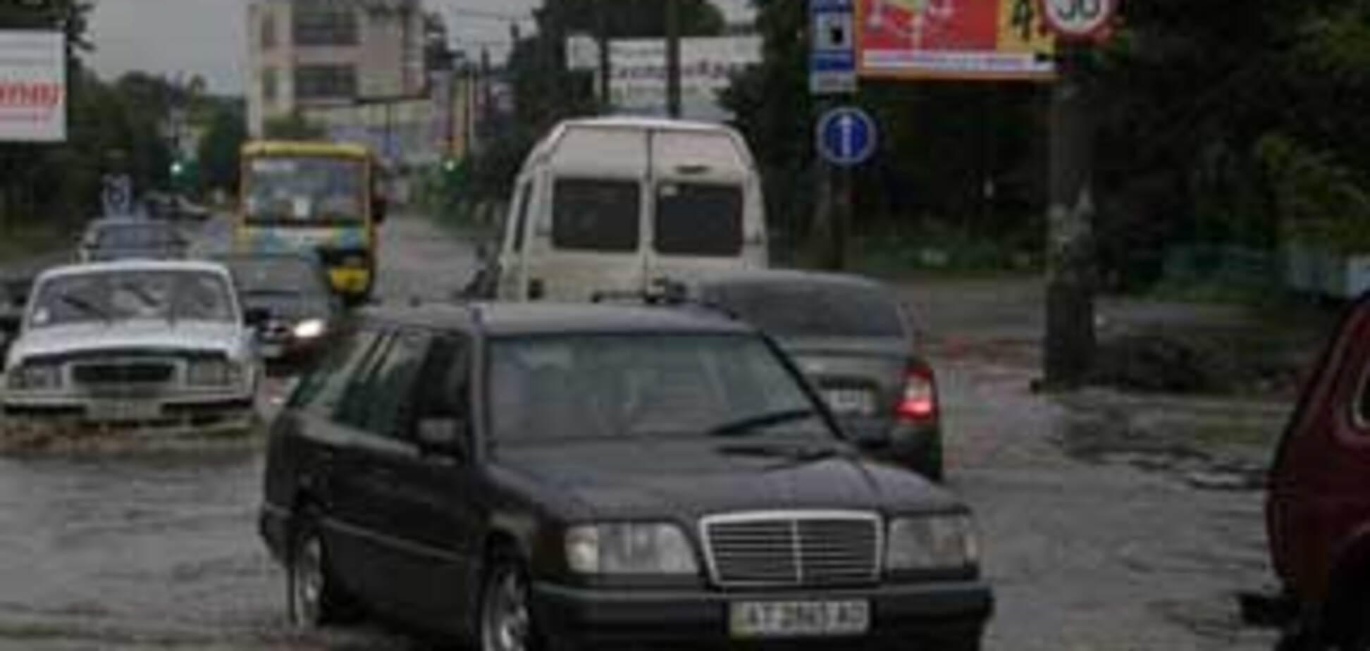 Винницкая область под угрозой наводнения