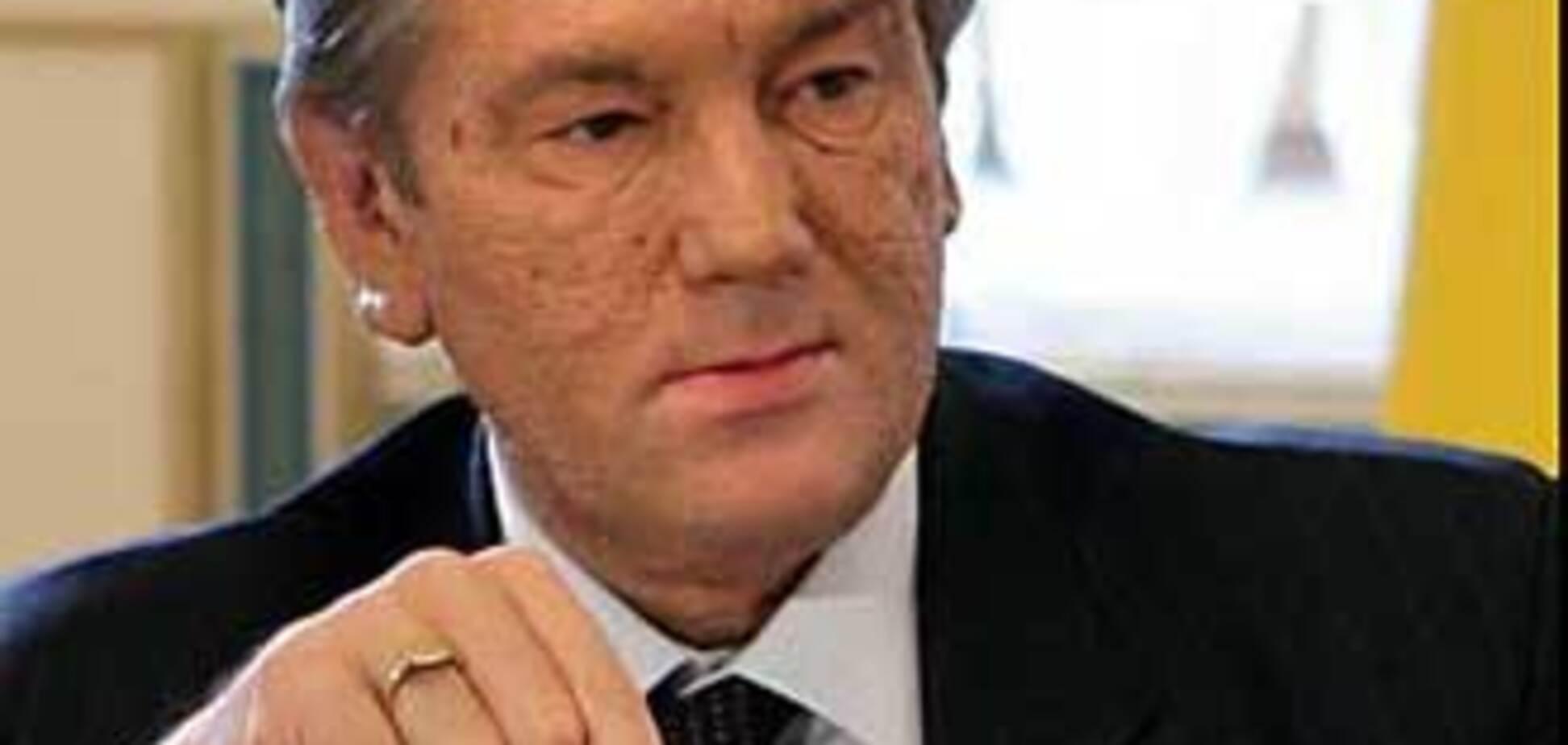 Ющенко: Жвания в числе 'отравителей'