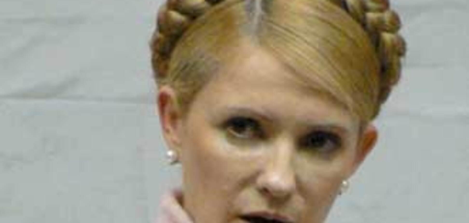 Винничане перекрыли улицы, требуя приезда Тимошенко