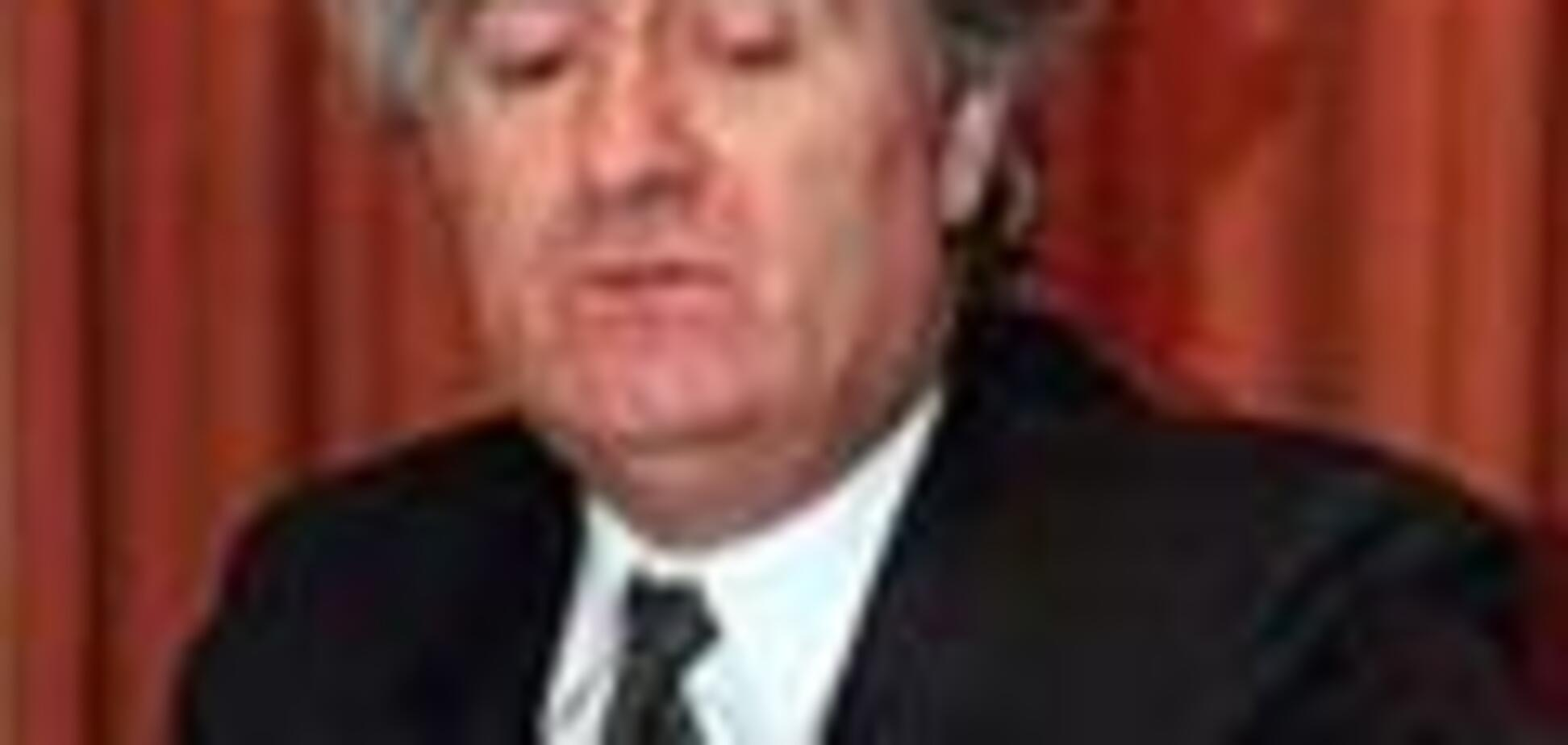 Международный трибунал подтвердил выдачу Караджича