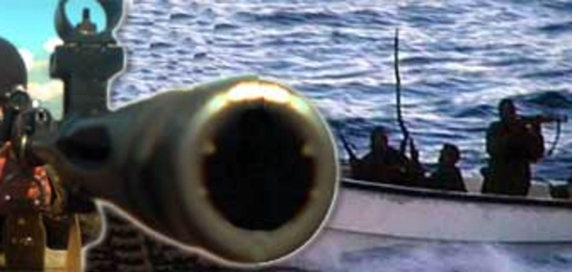 Украинских моряков оставили практически без воды и еды
