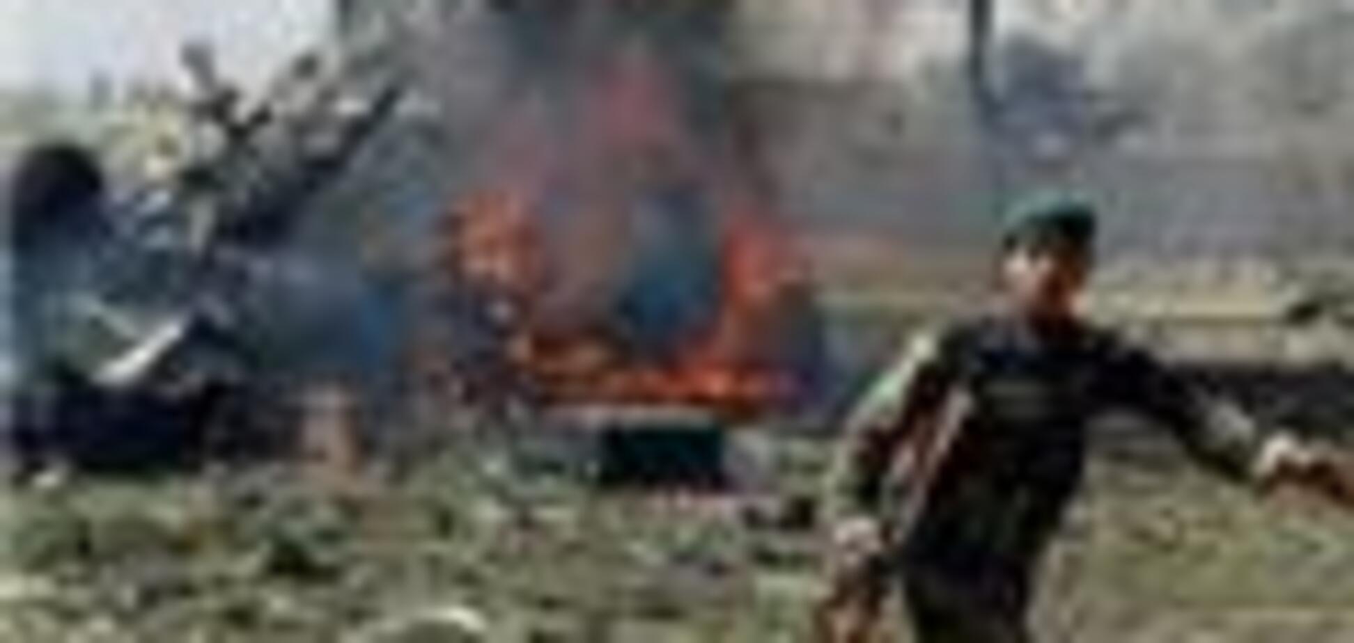 От взрыва в Афганистане погибли сотрудники посольства Индии