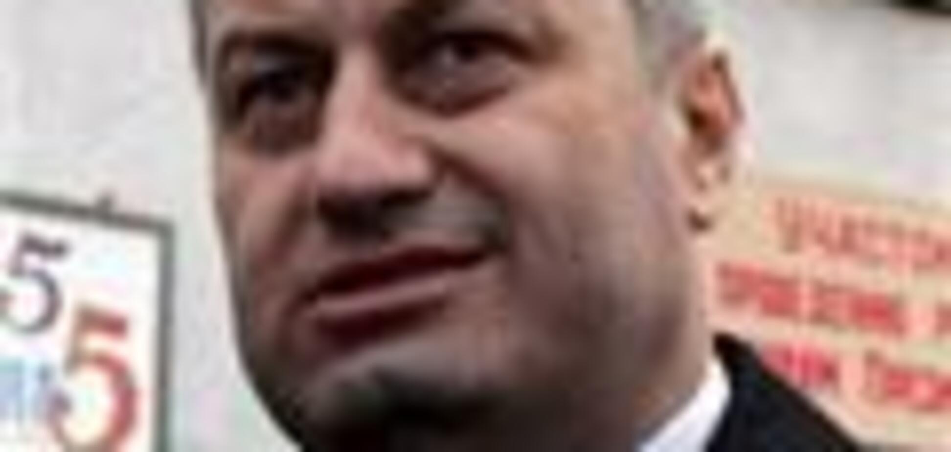 Кокойты попросил РФ разместить в Осетии военную базу