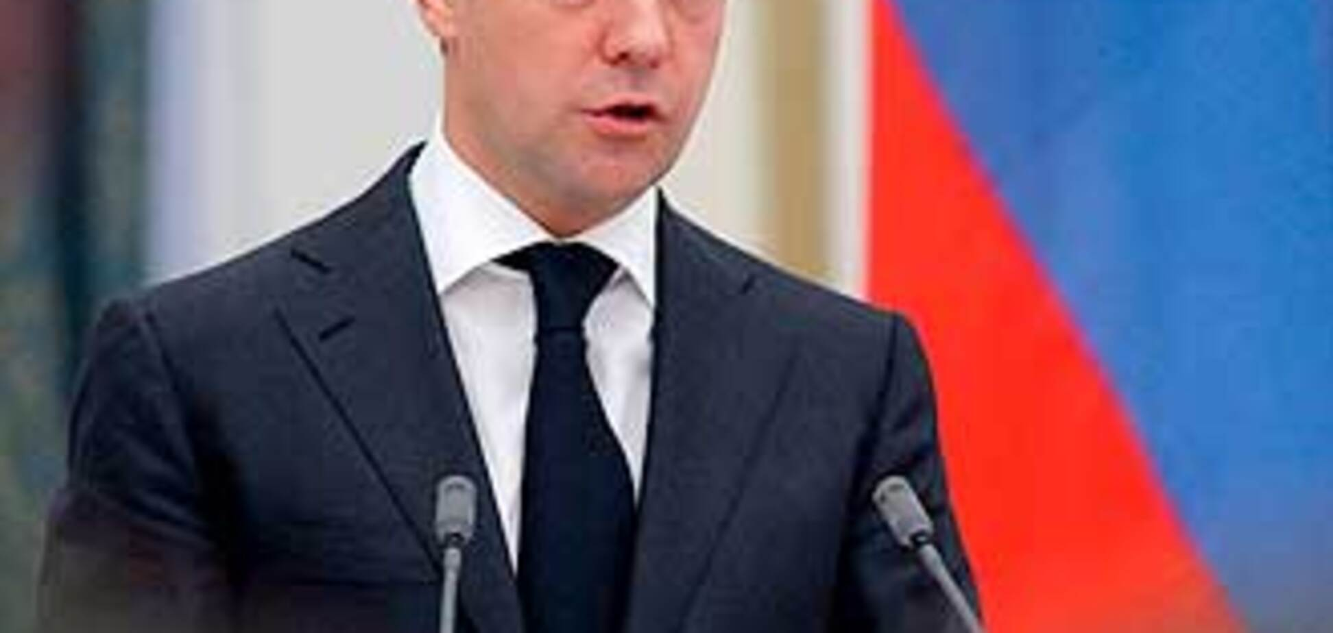 Медведев о ЧФ: будет так, как я скажу