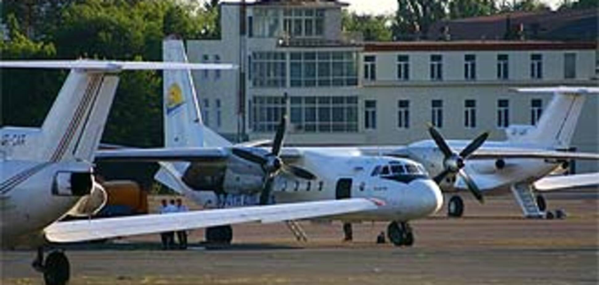 Руководству аэропорта 'Киев' 'шьют' дело