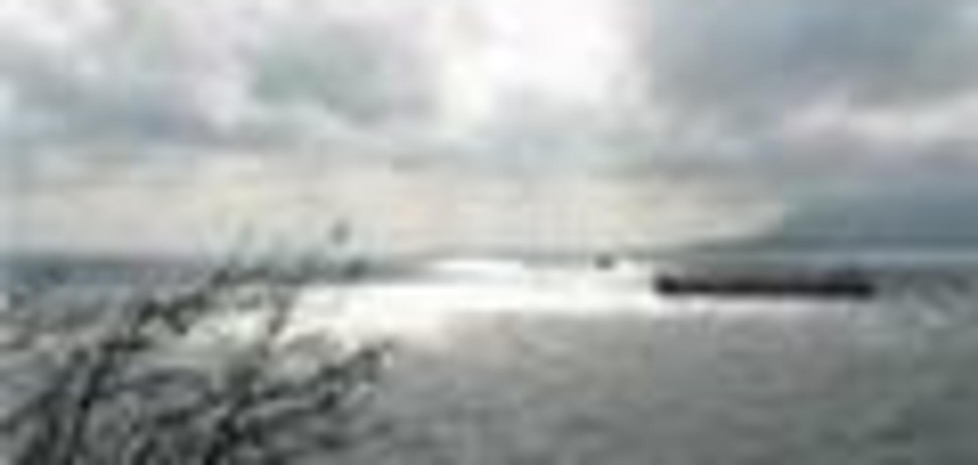 Остров Гаити накрыл шторм 'Густав'
