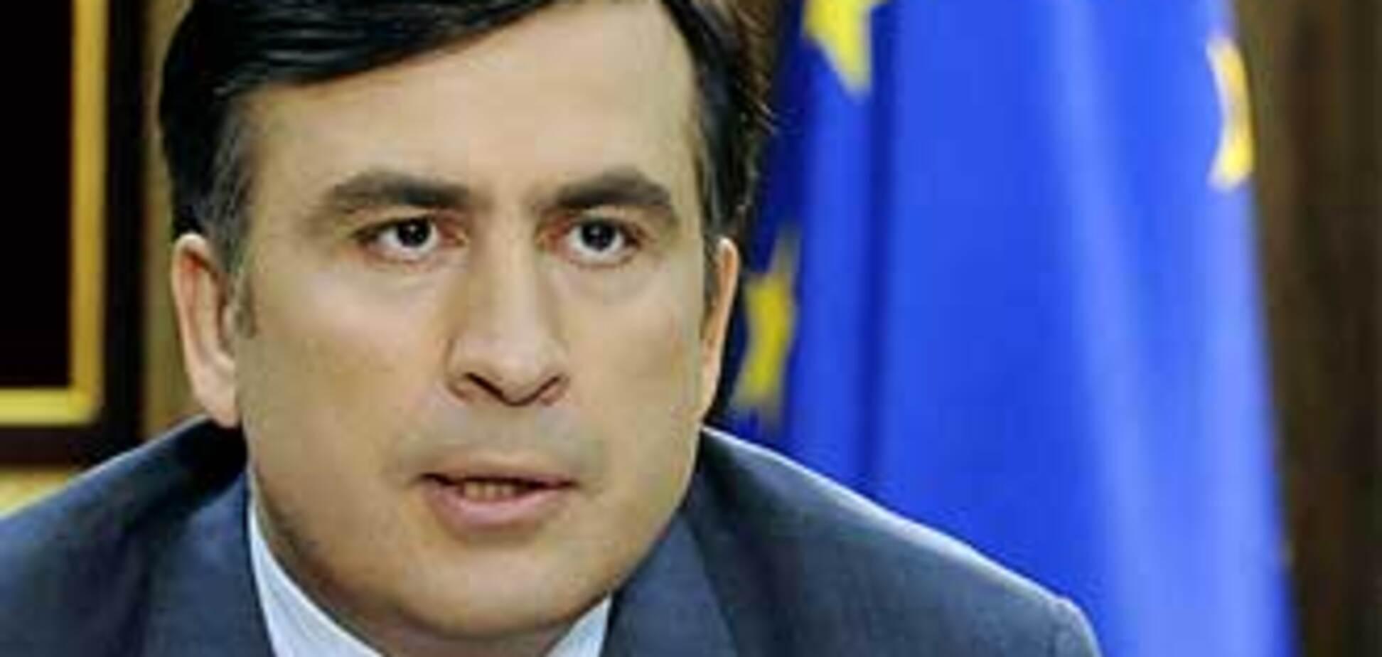 Саакашвили боится покидать Грузию