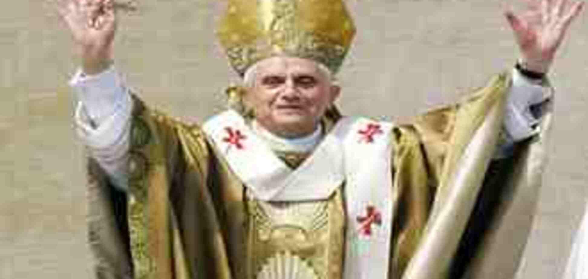 На Папу Римского подали в суд крестоносцы