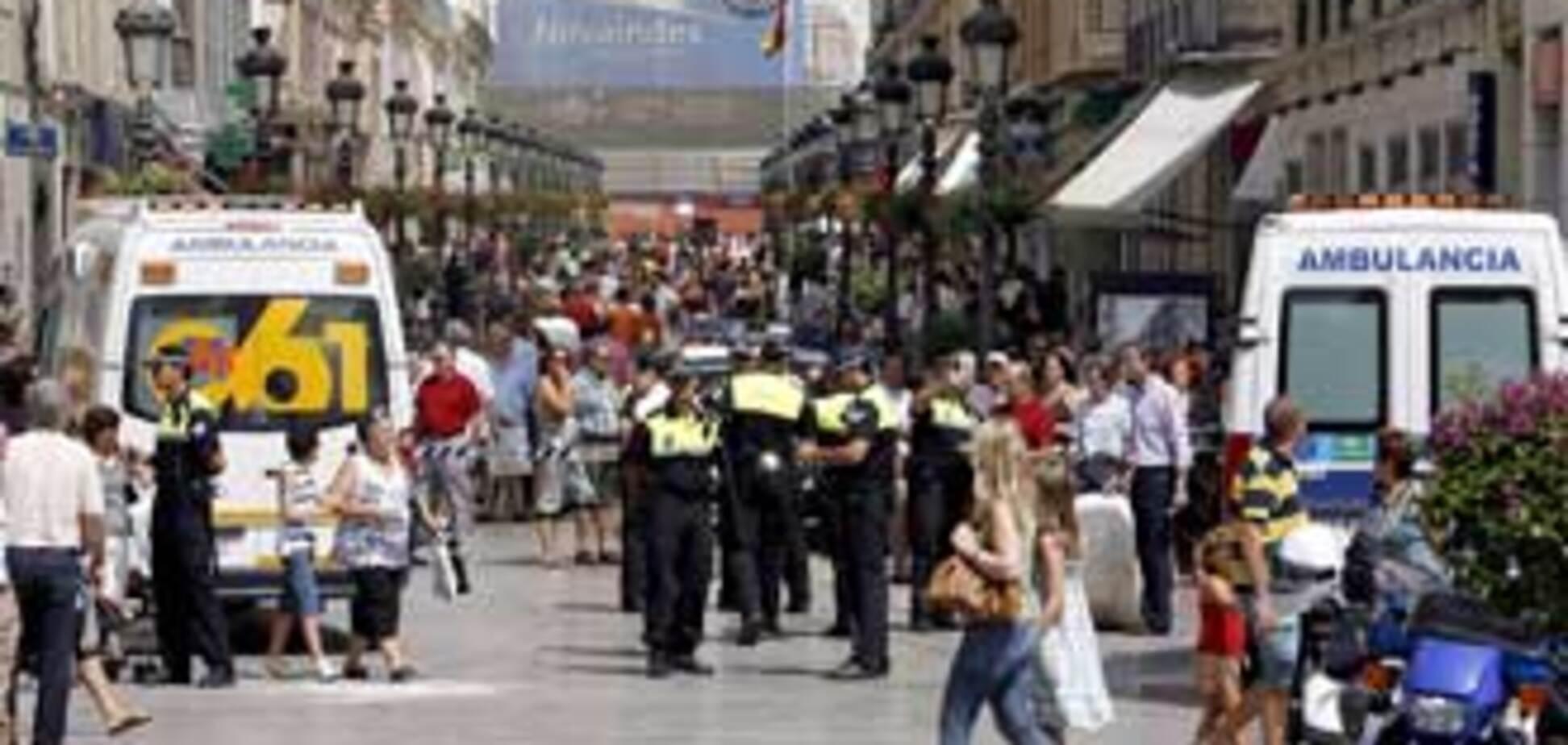 Водитель сознательно переехал толпу туристов