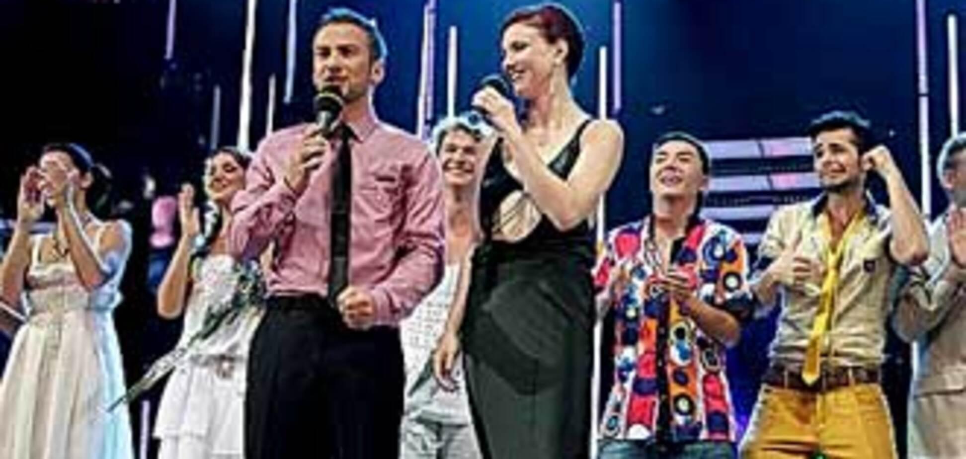 На конкурсі 'П'ять зірок' перемогла співачка з Таджикистану