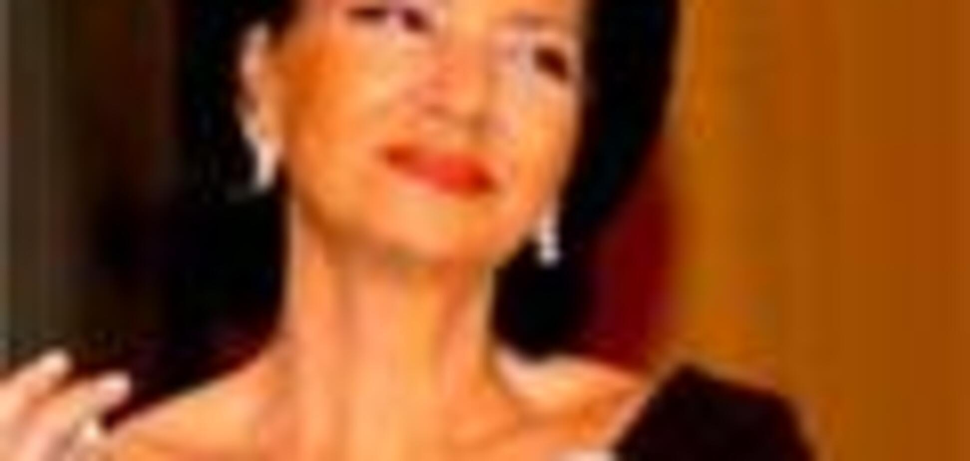 Нані Брегвадзе відмовилася співати в Росії