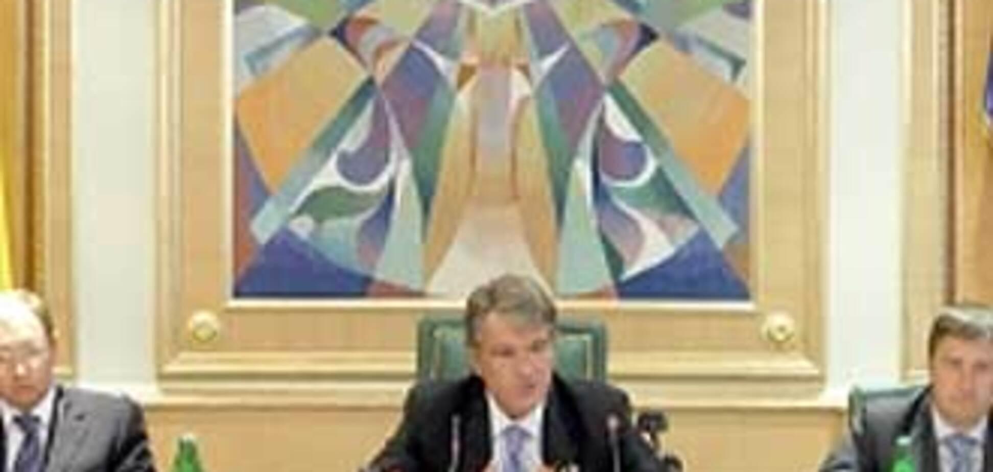 Прем'єр упевнена: Ющенку імпічмент не грозить