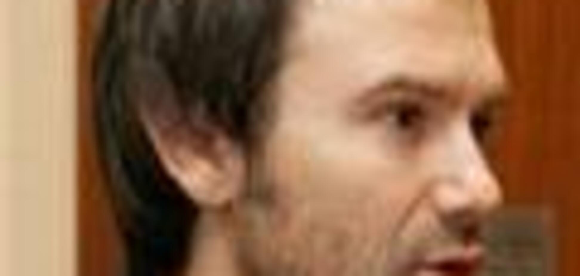 Вакарчук вважає себе 'першою ластівкою'