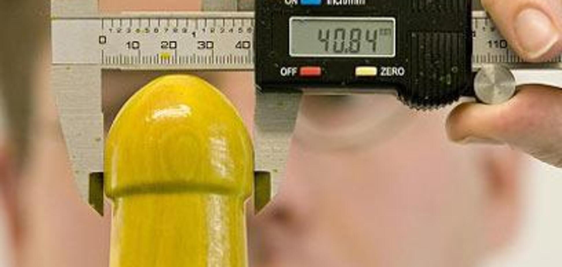 Рідкі презервативи всім за розміром