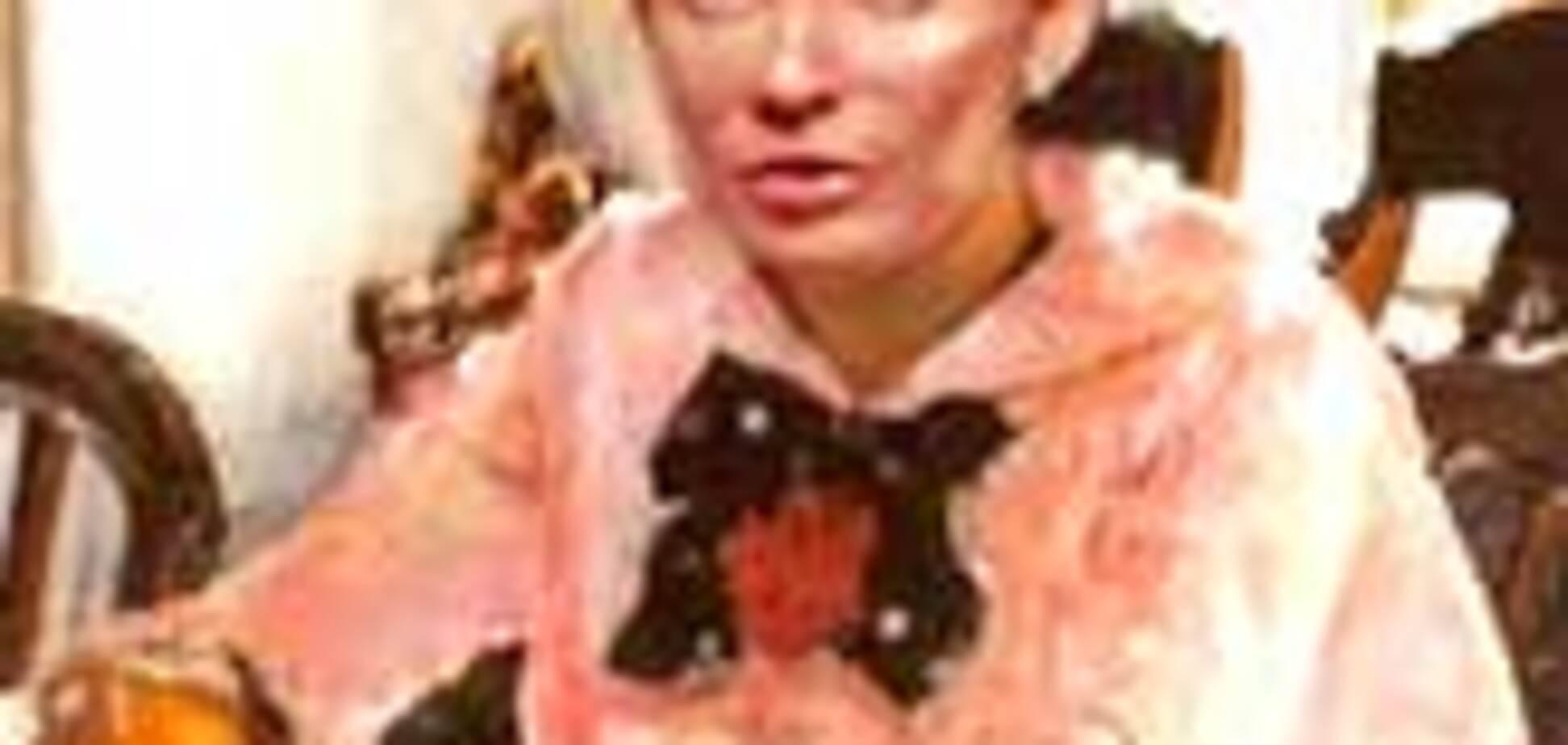 Картина маслом з Верховної Ради: 'Дівчина з апельсина'
