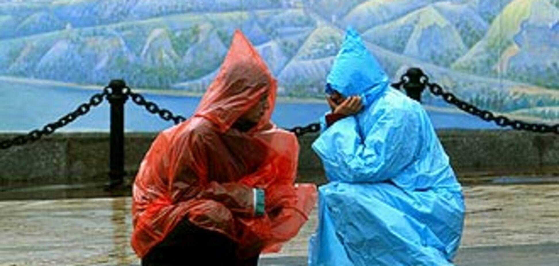 Готуємо парасольки. Україна чекає 'ридаюча' осінь