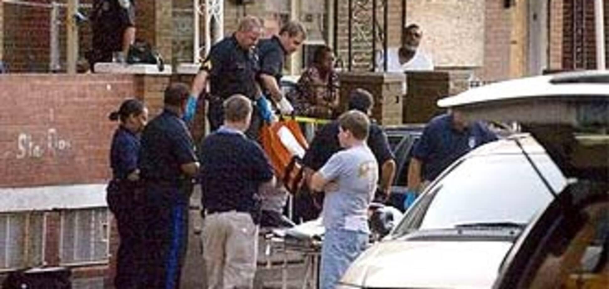 Сімейна сварка закінчилася бійнею і суїцидом: 5 трупів