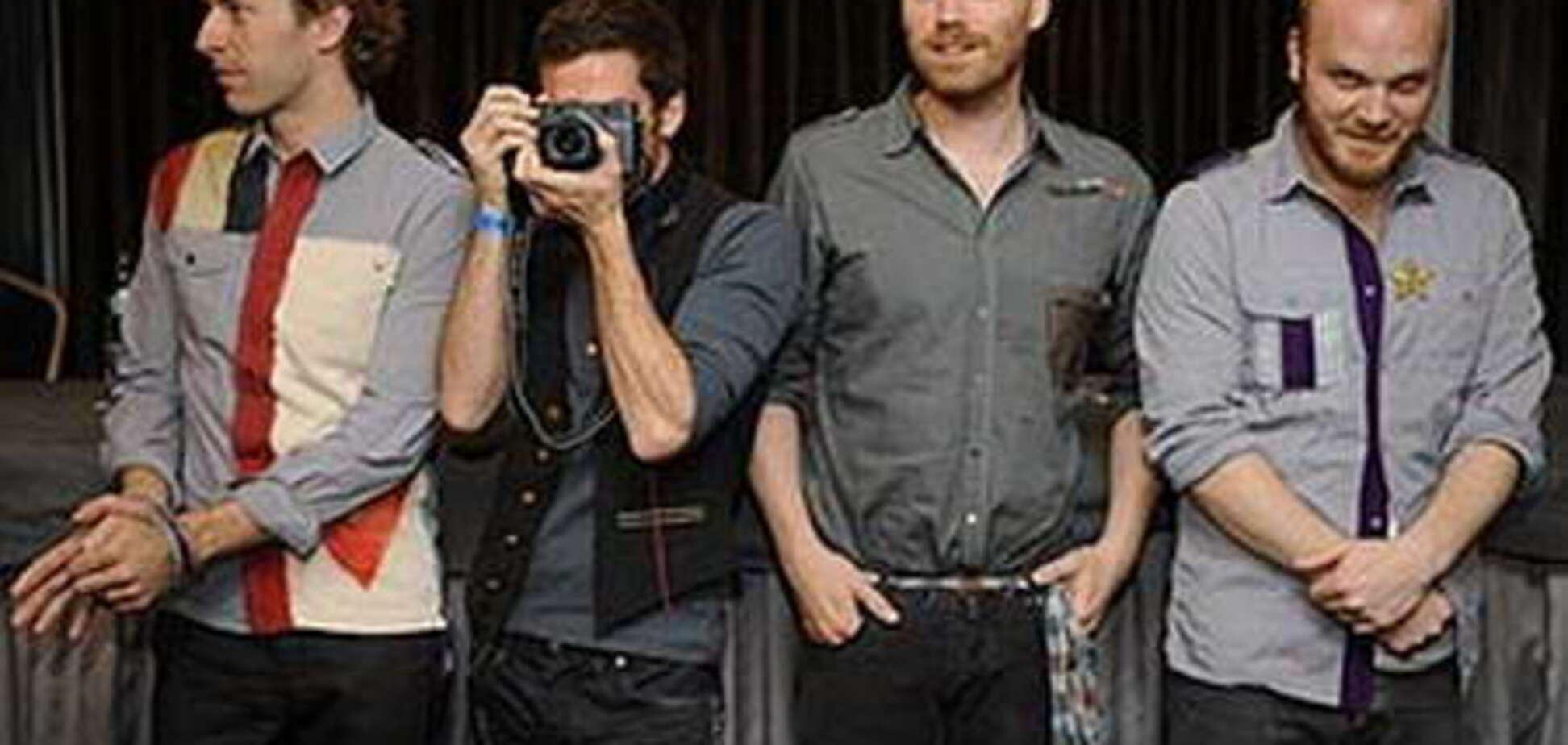 Coldplay випустить два альбоми до кінця 2009 року