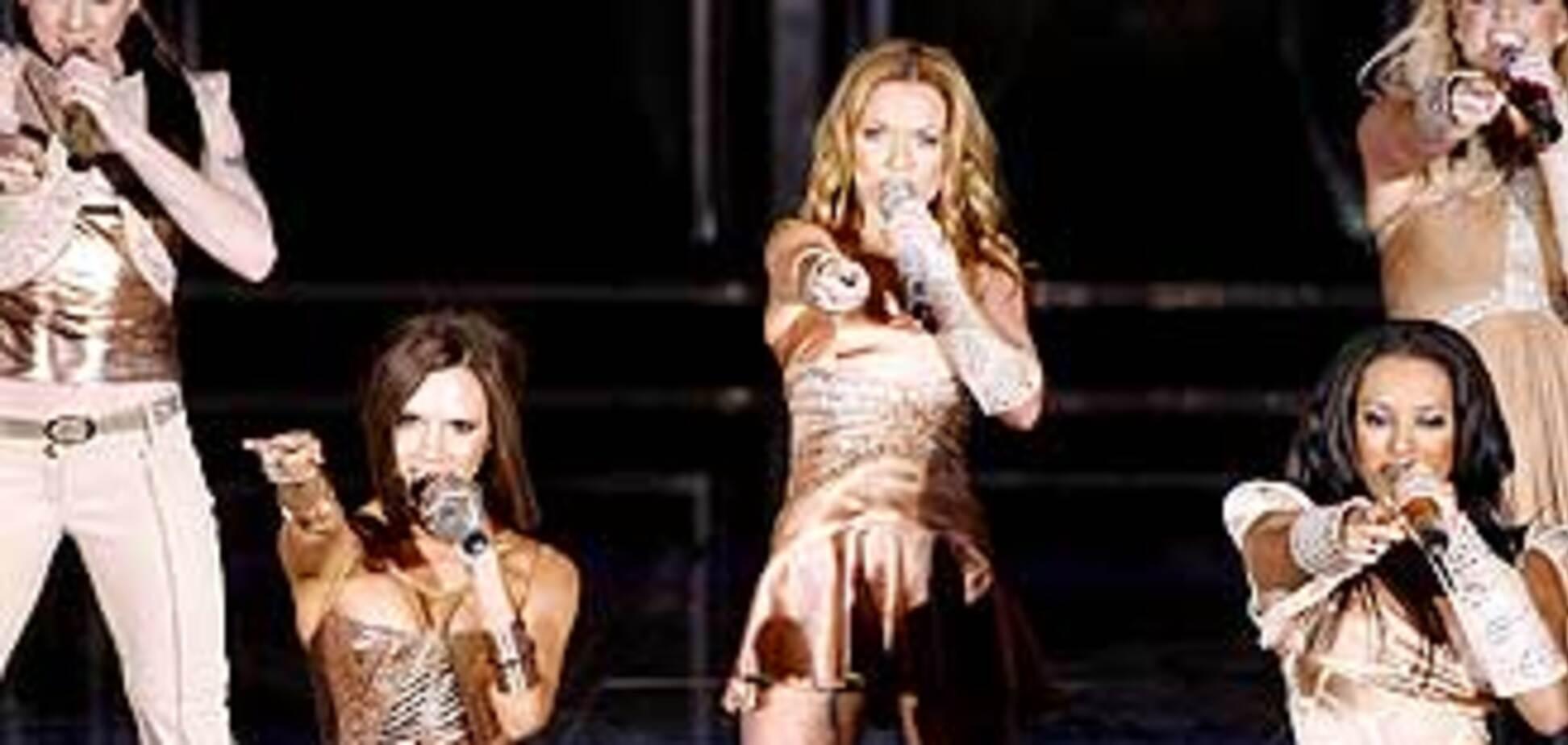 Учасниці Spice Girls не хочуть розмовляти один з одним