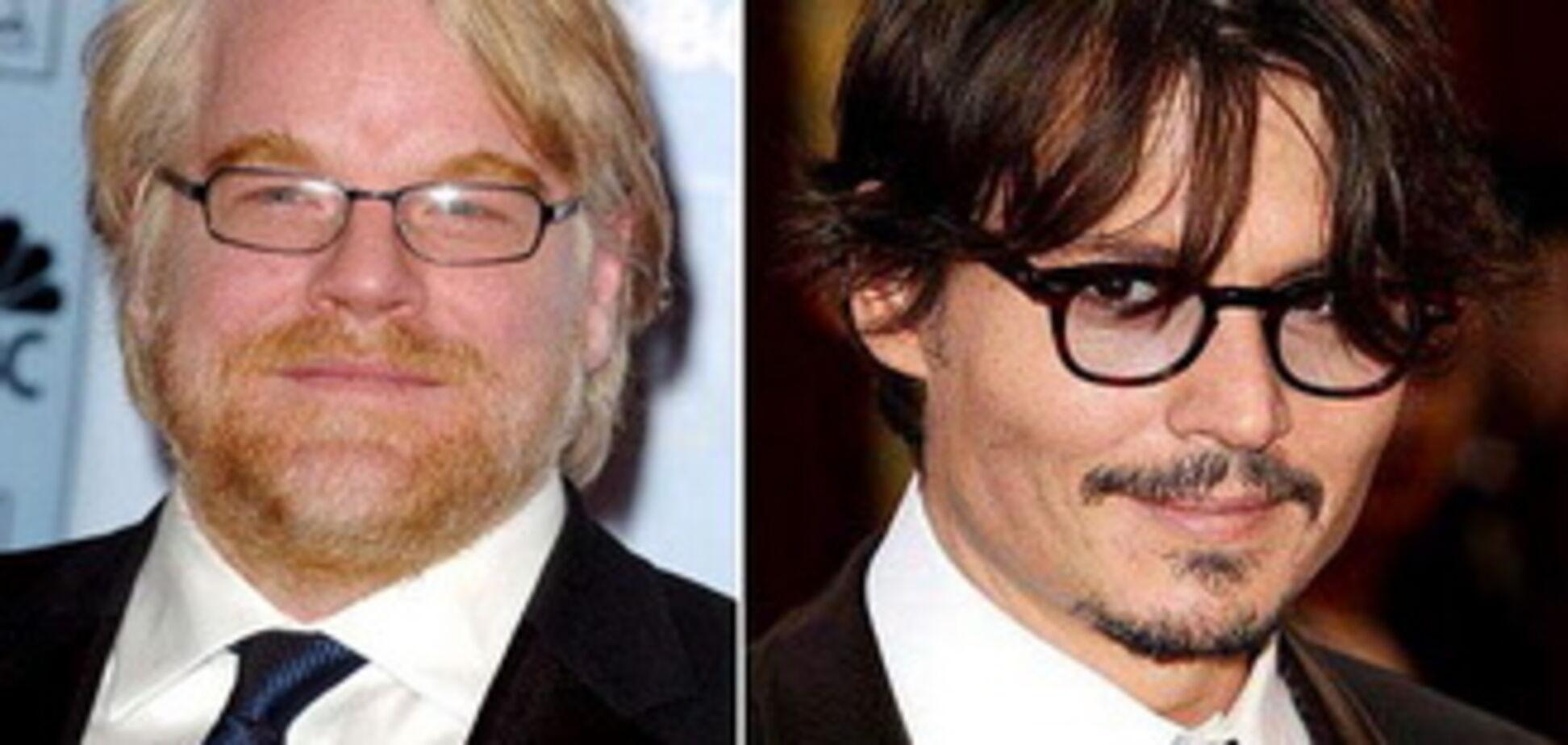 Джонні Депп і Сеймур Хоффман зіграють у новому 'Бетмені'