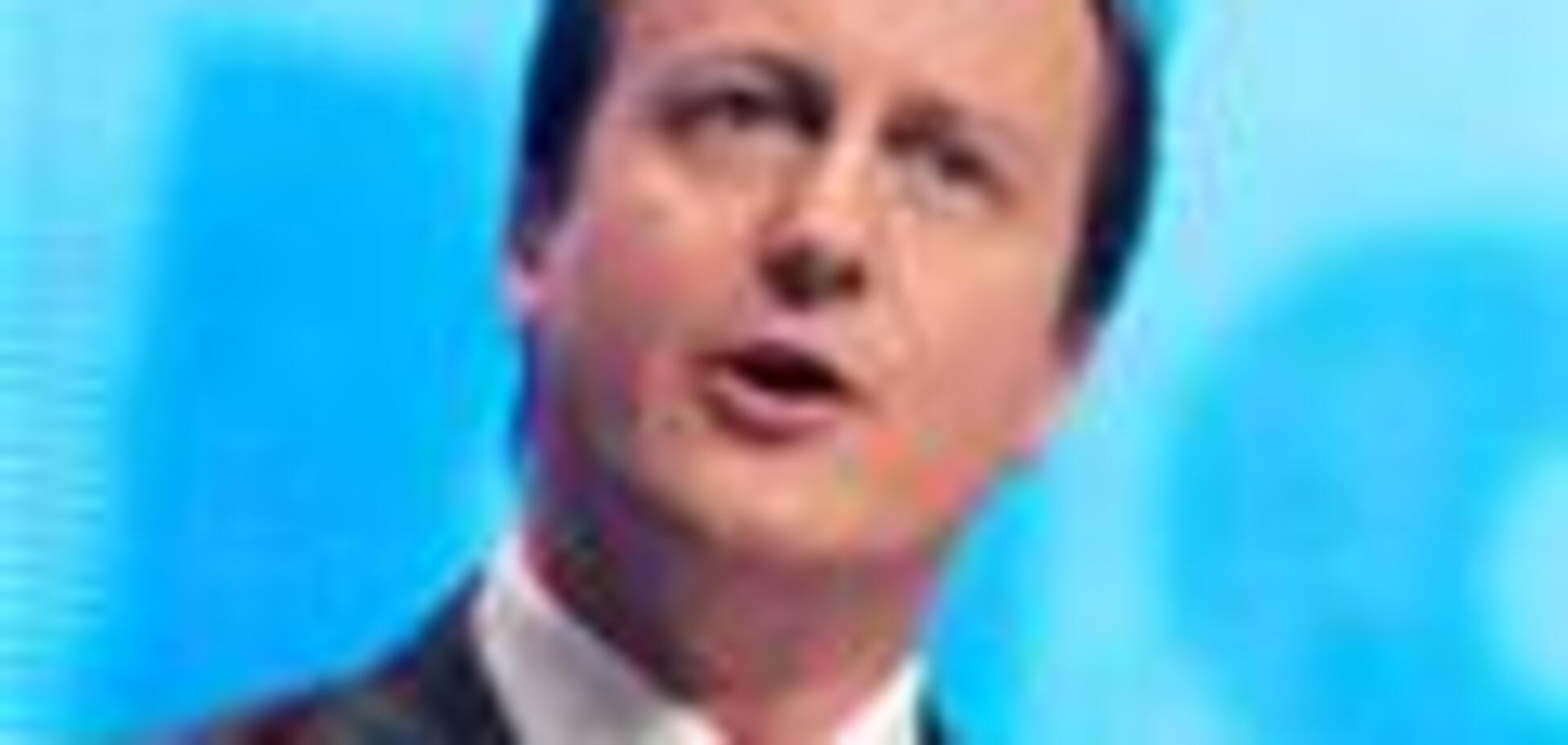 Лидер консерваторов расскажет об НЛО, если станет премьером