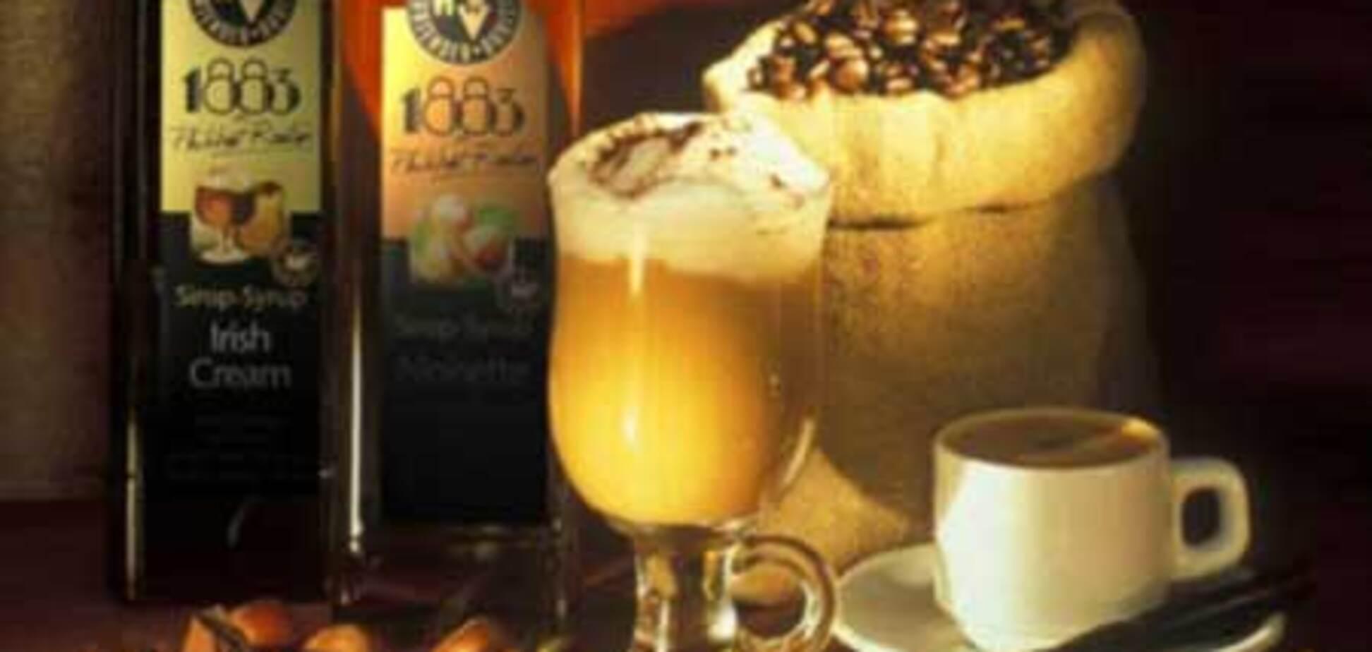 Создали первый кофе для виски