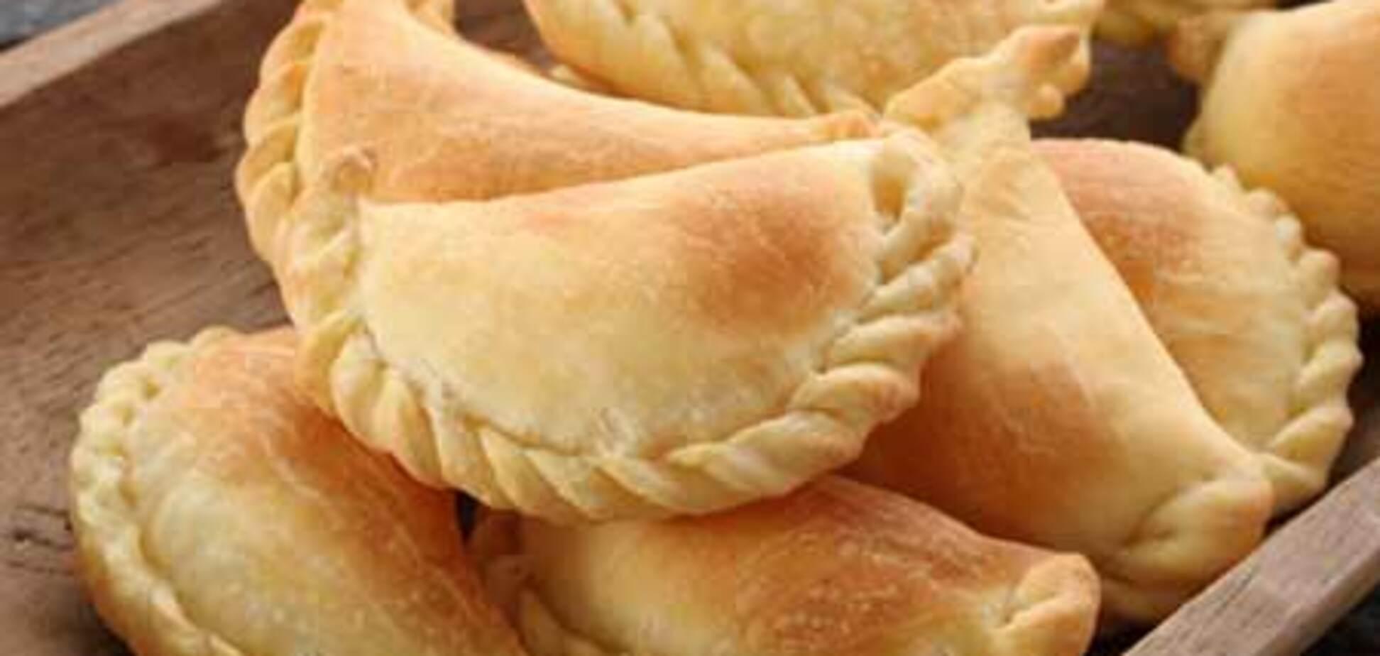 Эмпанадас - аргентинские пирожки