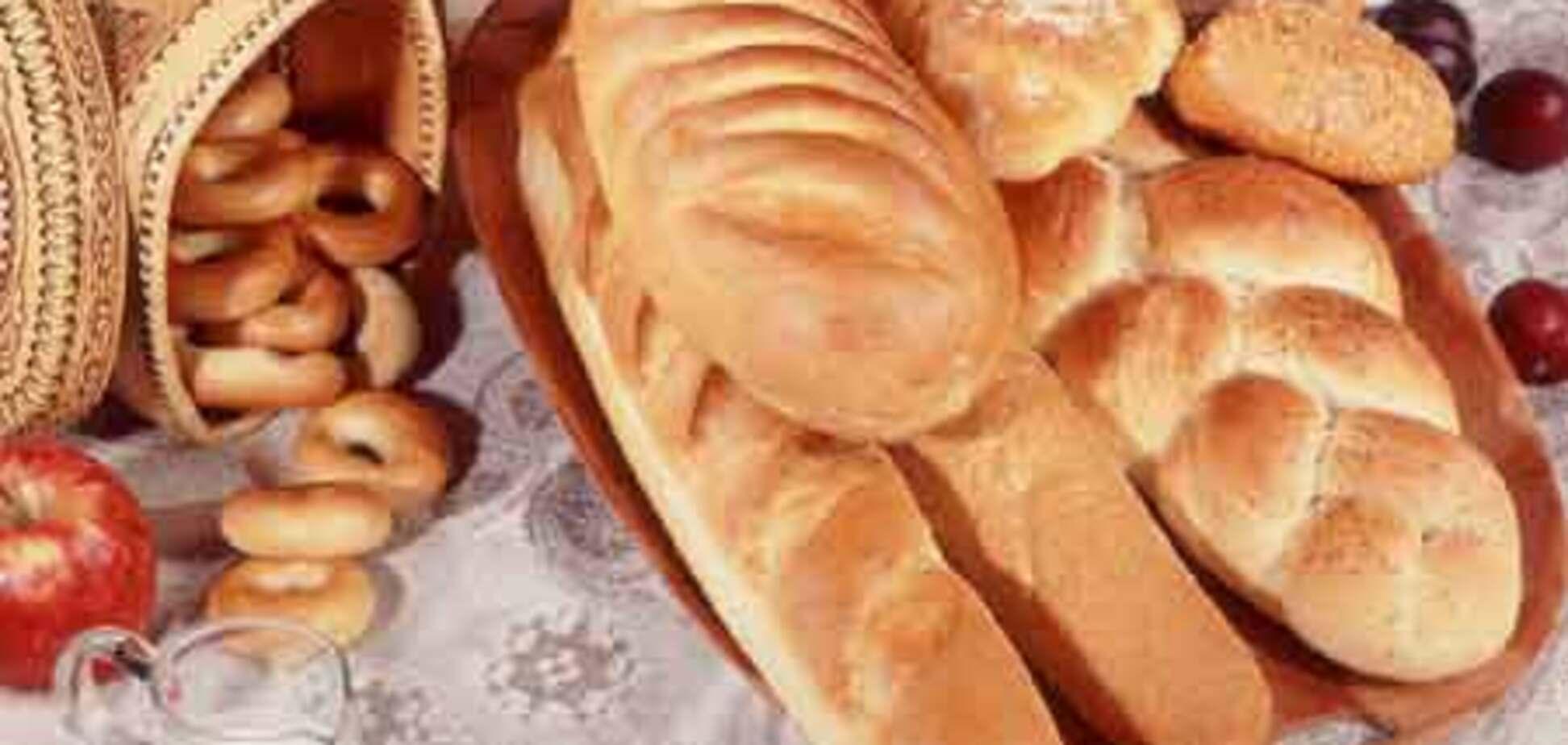 Белый хлеб 'садит' зрение