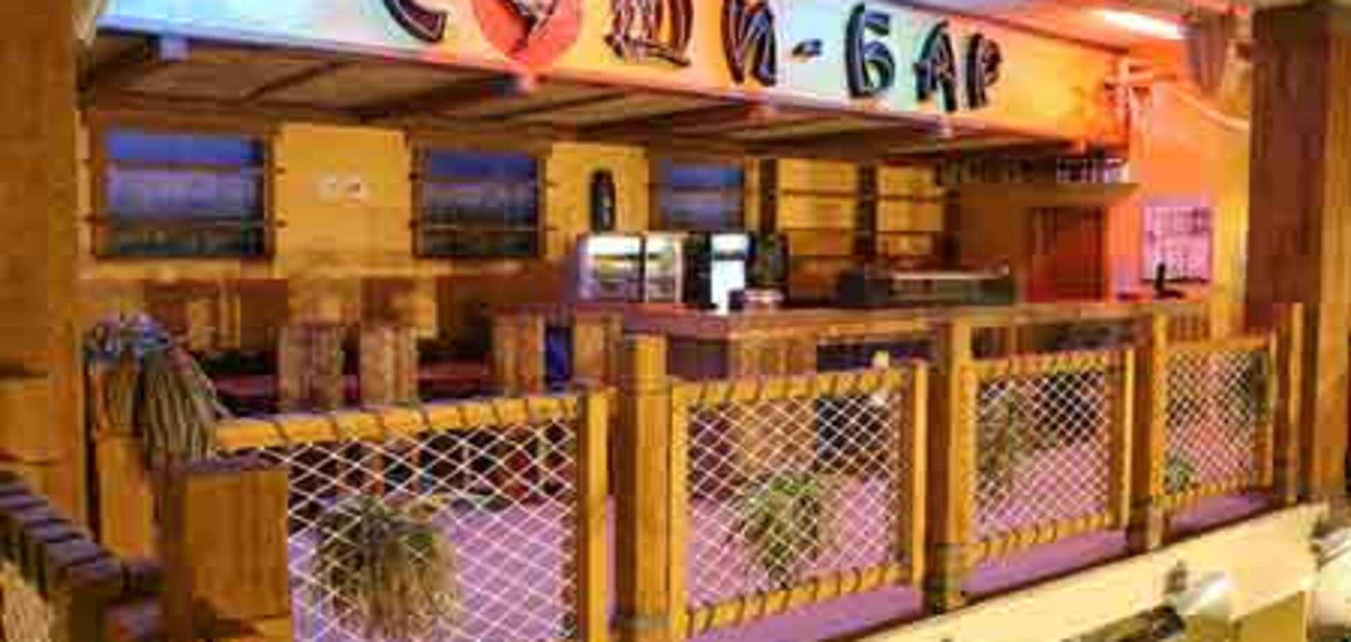Открываем суши-бар в Украине