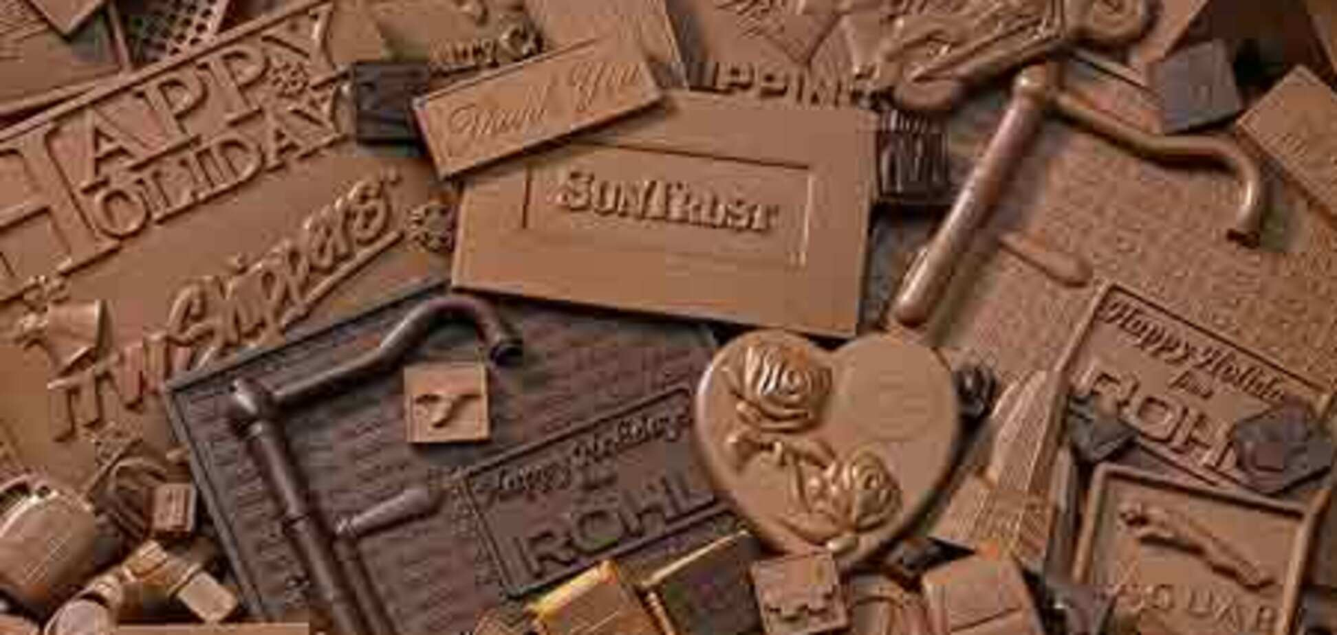 В Украине появился первый музей шоколада