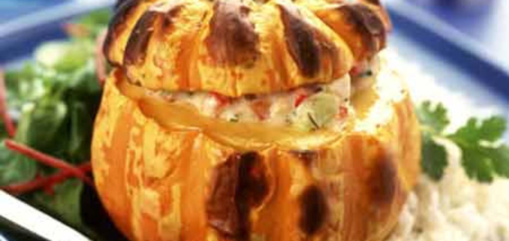 Обзор тыквенных угощений от киевских ресторанов