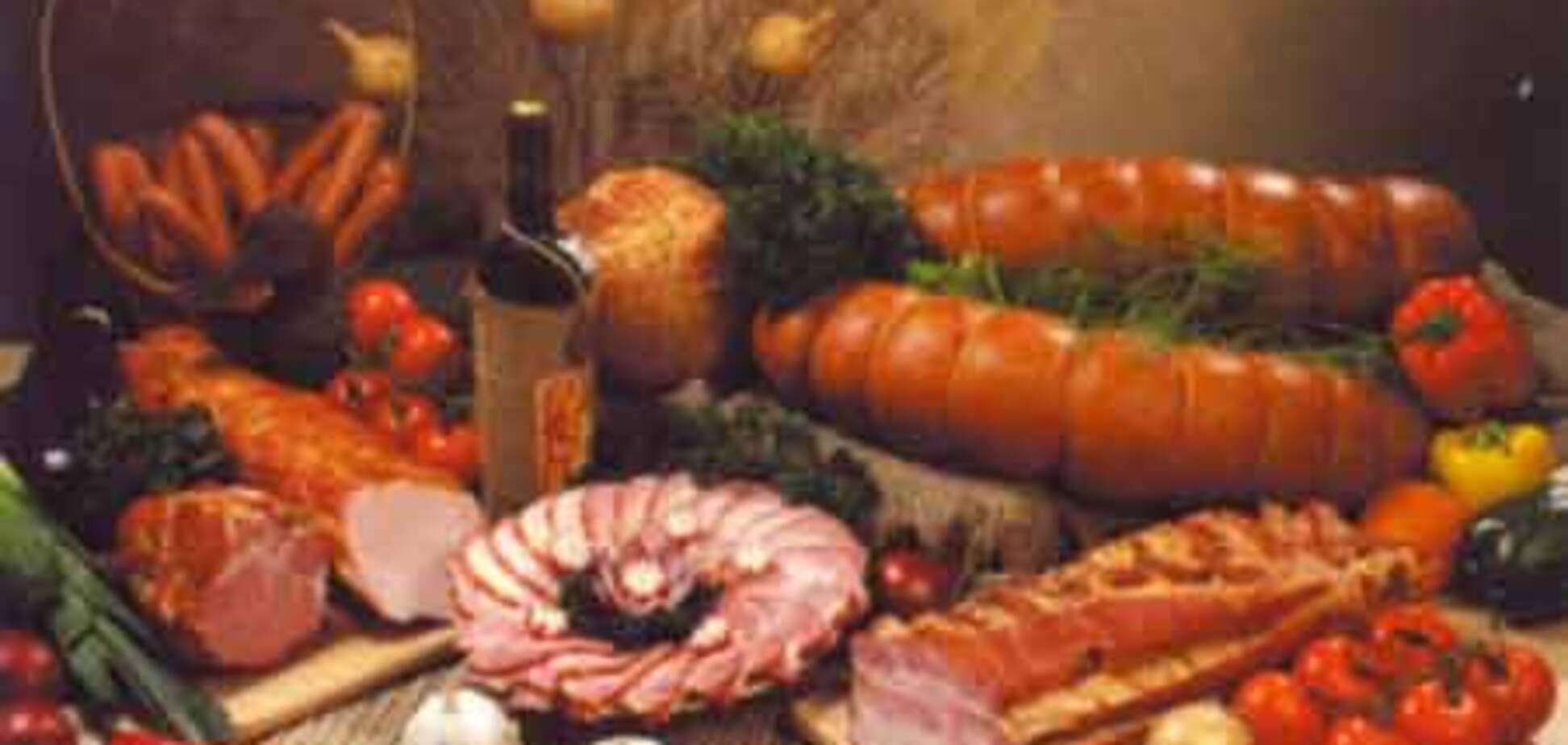 Употребление большого количества мяса приводит к слепоте