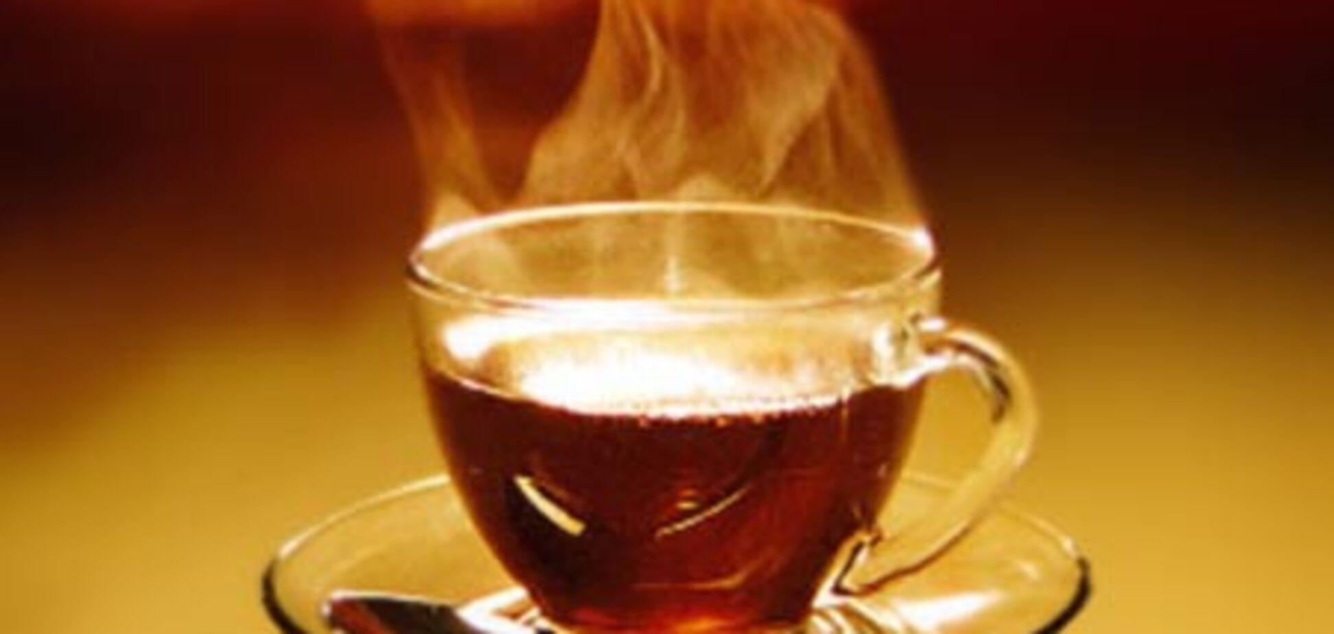 Чай избавит от стресса