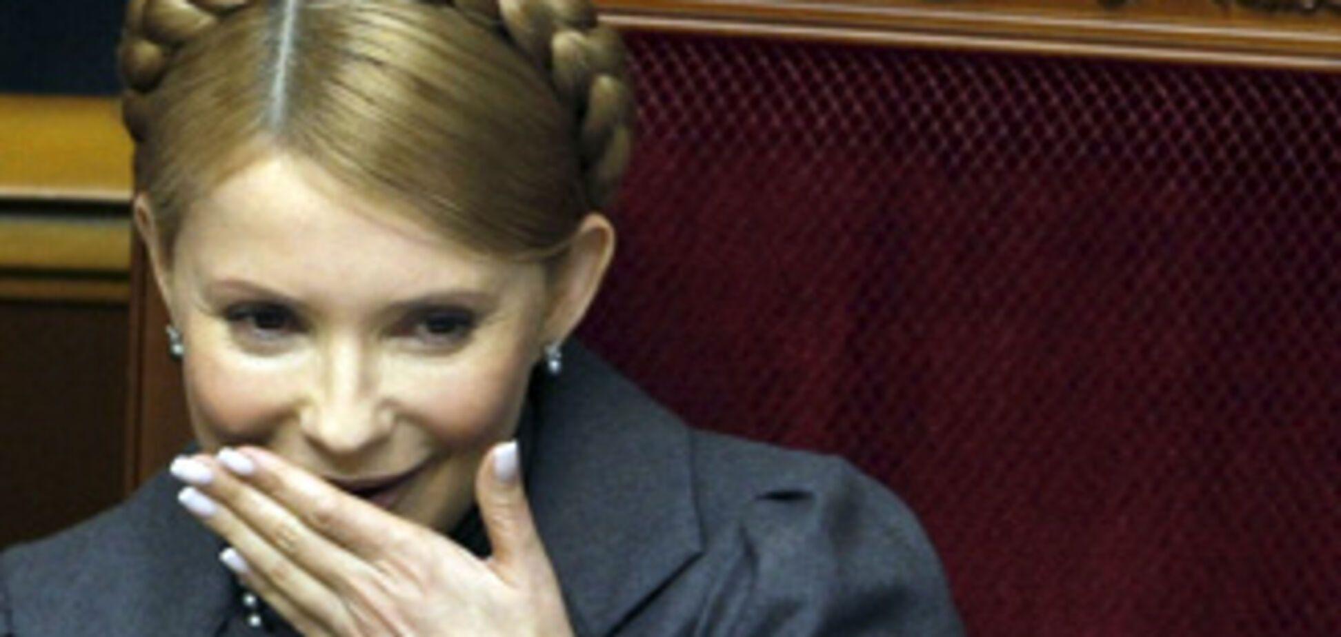 ' Вона працює': Тимошенко живе на одну зарплату
