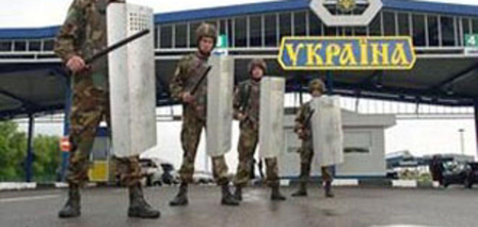 П'яний козак учинив дебош на українському кордоні