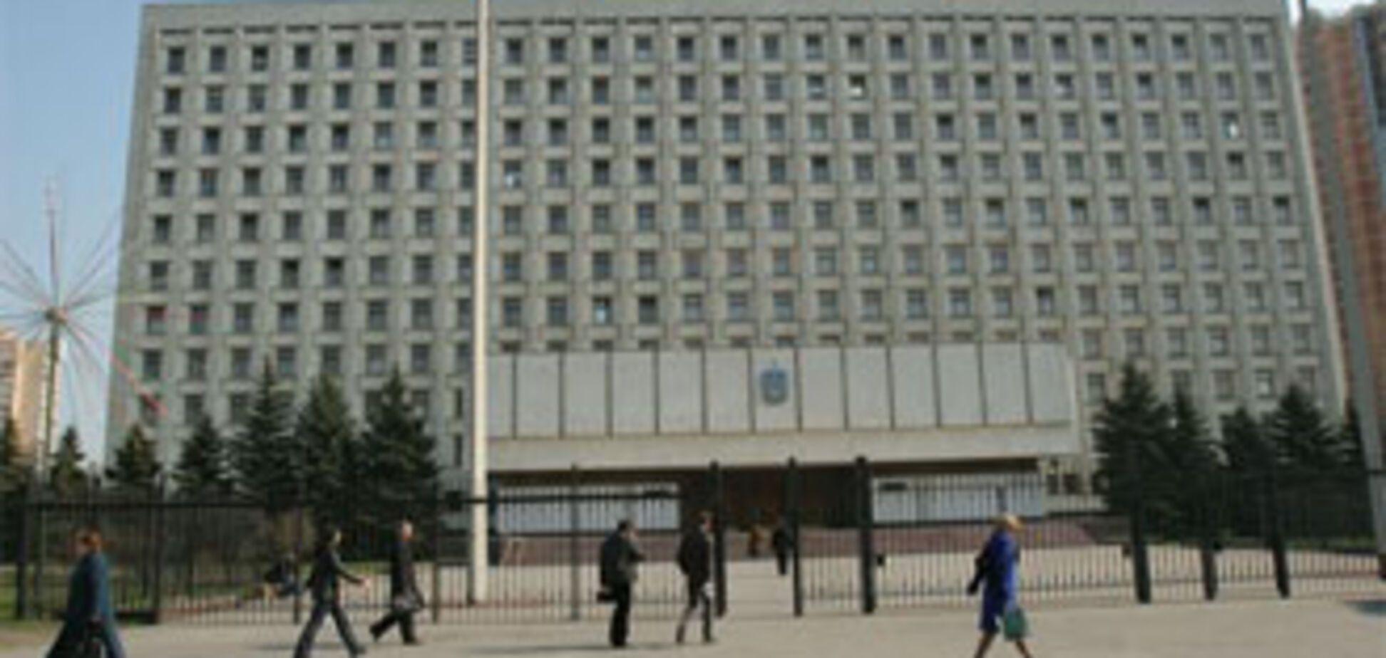 ЦВК відмовила в реєстрації десяти кандидатам