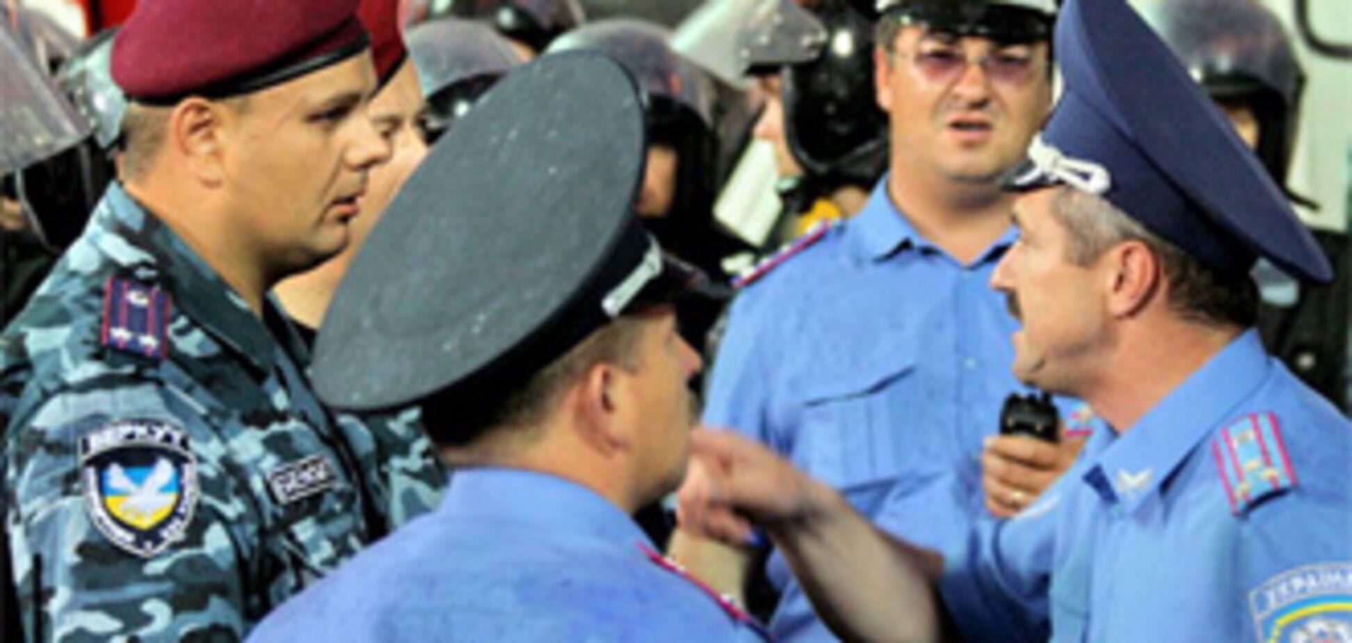 У Запоріжжі до смерті забили майора міліції