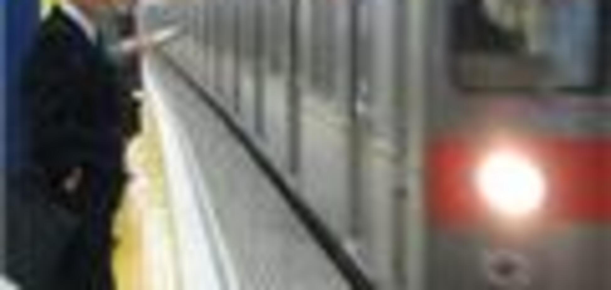 У метро розлилася соляна кислота