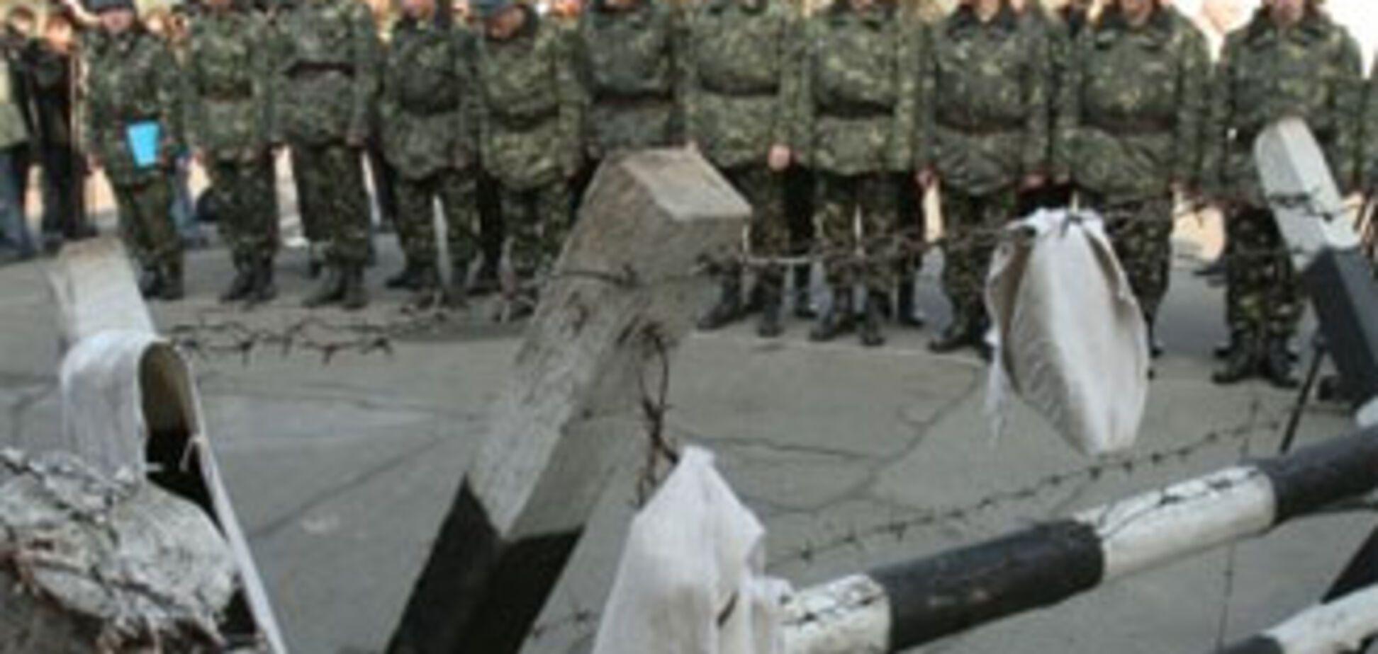 Заарештовано офіцер, який застрелив солдата в Одесі